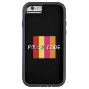 zazz blk iphone_6_6s_tough_xtreme_phone_case_prism_code-r0f42ed081ca34859b5589b4ba824bb76_zzs9b_1024